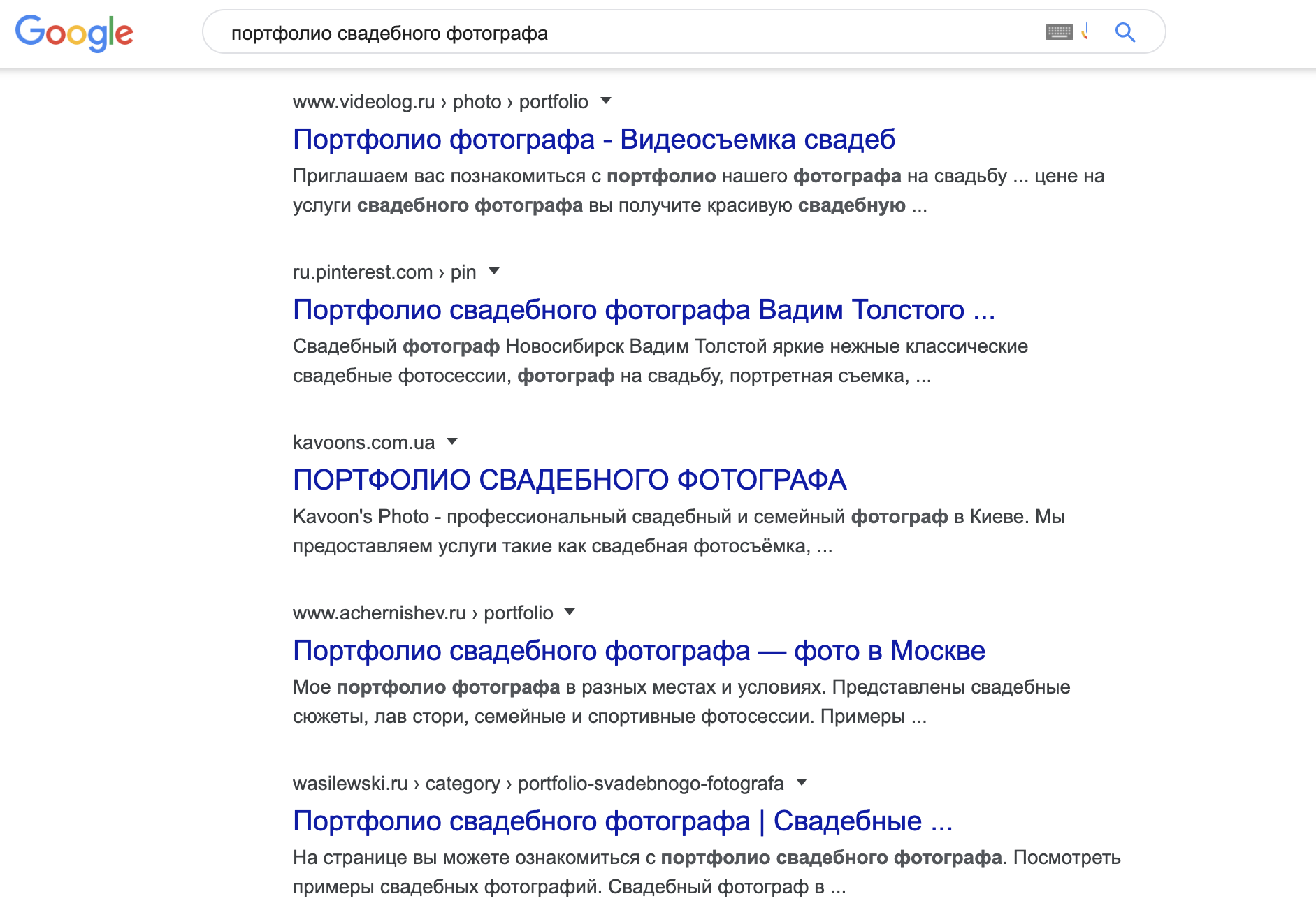 Анатомия идеального веб-сайта портфолио для демонстрации вашей работы