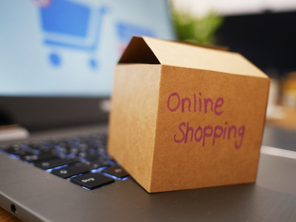 online shopping, amazon, shop