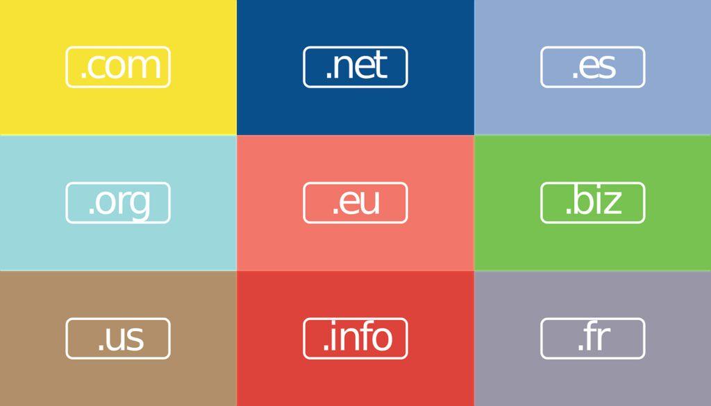 Что решает доменное имя для сайта?